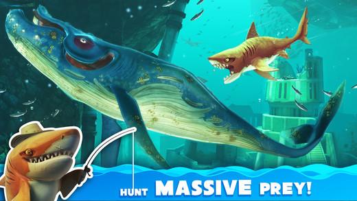 Thu thập cá mập các loại