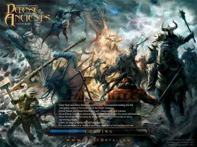 Warcraft III - DotA Allstars Map AI