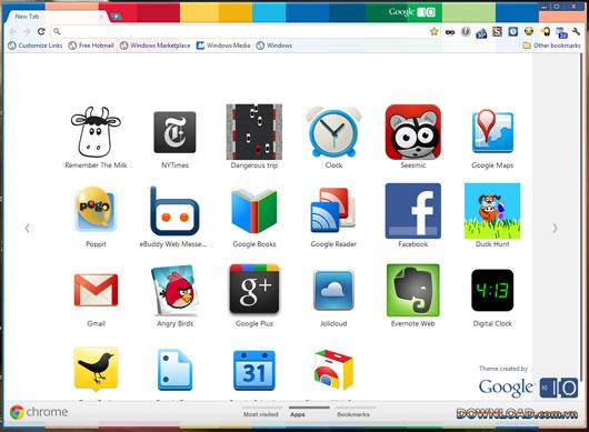 Google Chrome 14 Beta For Mac