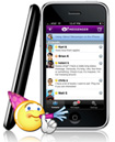 Yahoo! Messenger for mobile