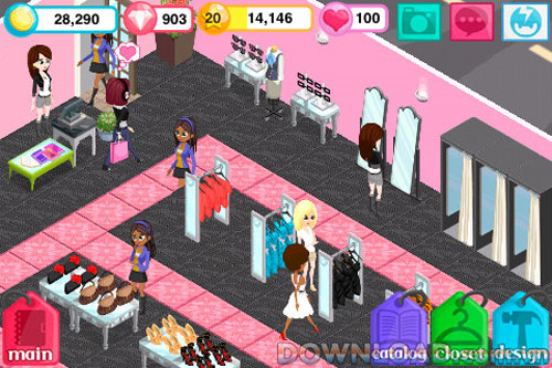 Fashion Story For iOS