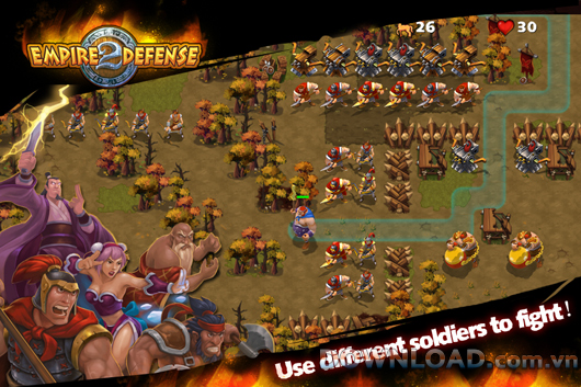 Empire Defense II 1.0.2