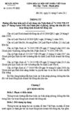 Thông tư số 12/2011/TT-BXD hướng dẫn thực hiện một số nội dung của Nghị định số 74/2005/NĐ-CP về phòng, chống rửa tiền
