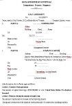 Mẫu Hợp đồng vay vốn tiếng anh (Loan Agreement contract)