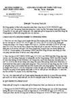 Công văn 4354/2012/BNN-TCLN