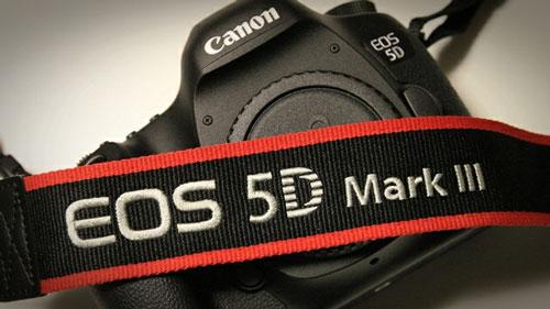 Canon EOS 5D Mark III Firmware For Mac