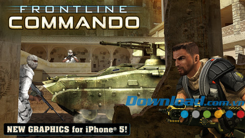 Frontline Commando for iOS