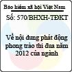 Công văn 570/BHXH-TĐKT