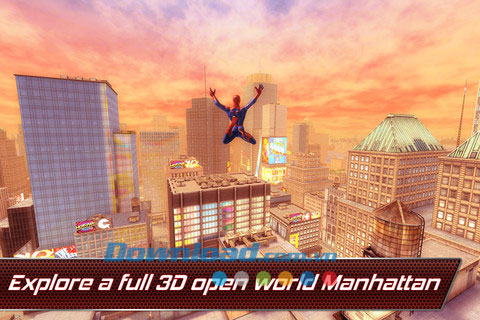 The Amazing Spider-Man for iOS