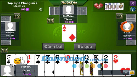 Tulokho (Tien len) for iOS