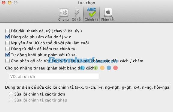 Gõ Tiếng Việt trên Mac