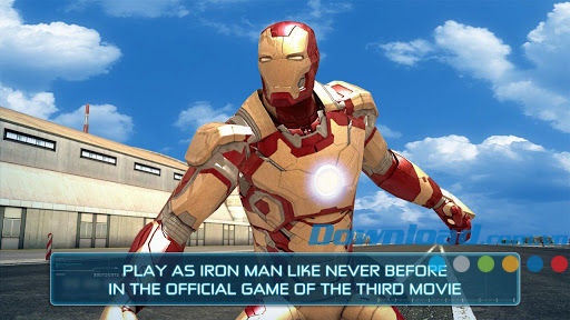 Iron Man 3 - The Official Game for Android