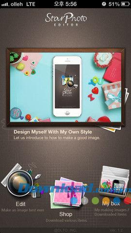 Star Photo Editor for iOS