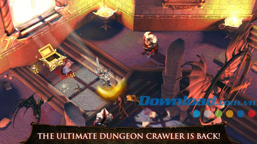 Dungeon Hunter 4 for Android