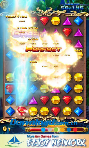 Jewels Dash for iOS