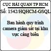 Công văn 1542/HQHCM-GSQL