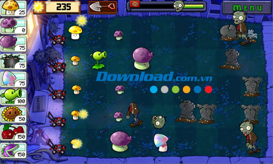 Plants vs. Zombies for Windows Phone 7