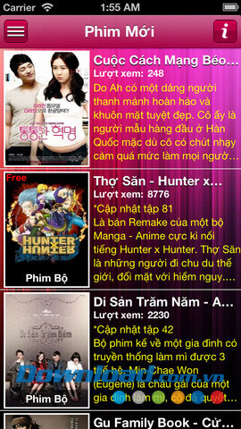 HD Cinema Z for iOS