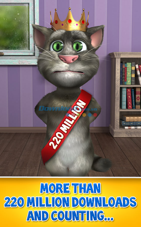 Talking Tom Cat 2 Free for Android