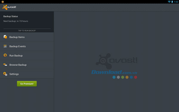 avast! Mobile Backup for Android