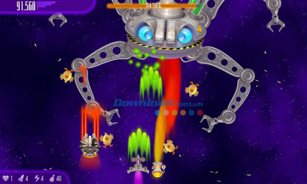 Chicken Invaders 4 for Android