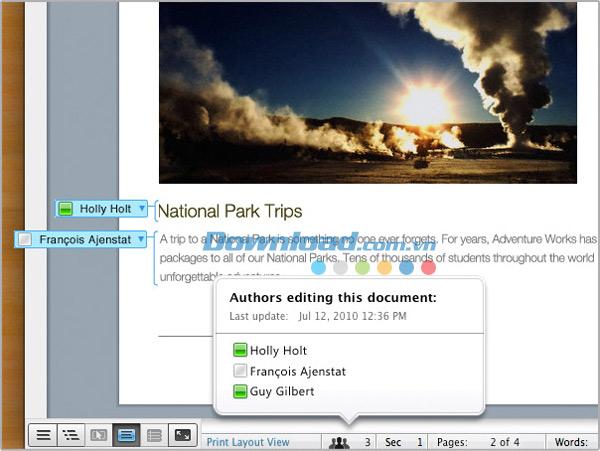 Microsoft Word 2011 for Mac