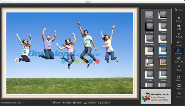 Fotor for Mac