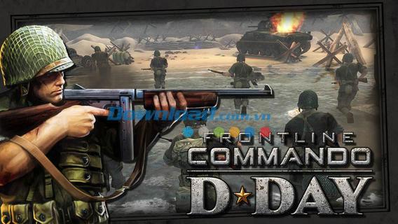 Frontline Commando: D-Day for iOS