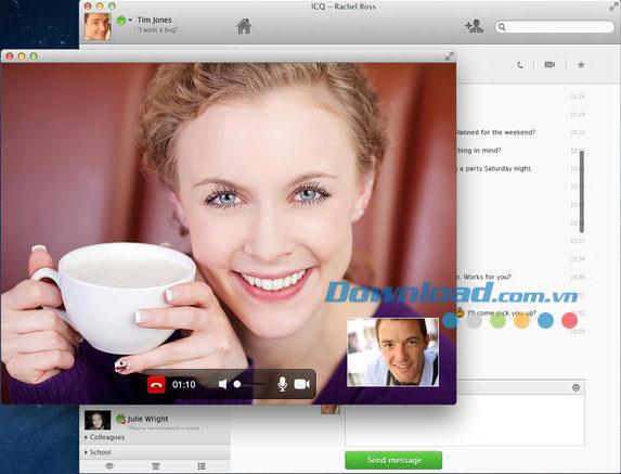 ICQ for Mac