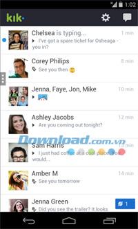 Kik Messenger for Android
