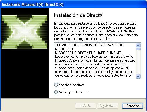 DirectX 9.0c