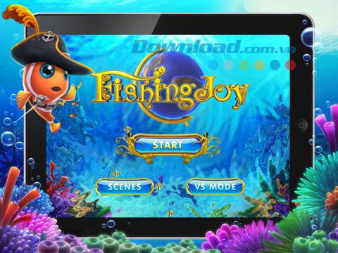 Game bắt cá Fishing Joy HD