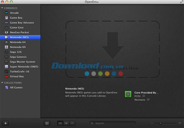 OpenEmu for Mac