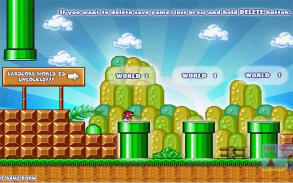 Super Mario 3: Mario Forever