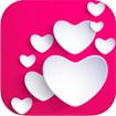 Valentine Collage cho iOS