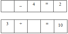 Đề kiểm tra định kì cuối kì 1 lớp 1 trường tiểu học Toàn Thắng năm 2013 - 2014