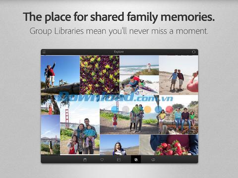 Adobe Revel for iOS