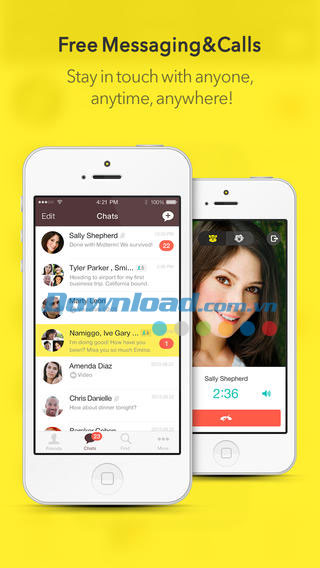 KakaoTalk Messenger for iOS