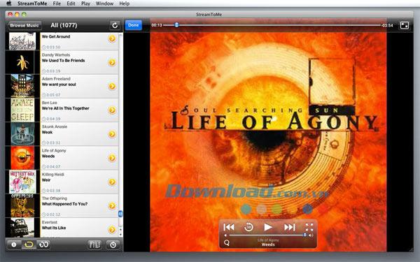StreamToMe for Mac