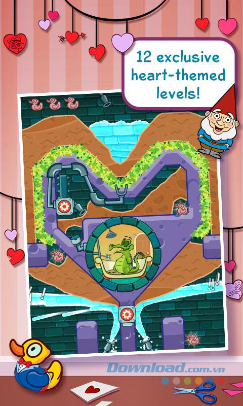 Where's My Valentine? for Android