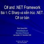 C# và .NET Framework