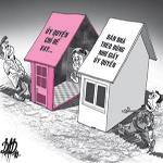 Mẫu hợp đồng mua bán chuyển nhượng quyền sử dụng đất và sở hữu nhà đất