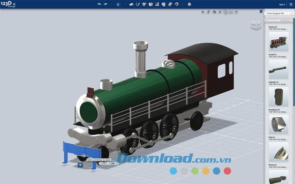 123D Design for Mac