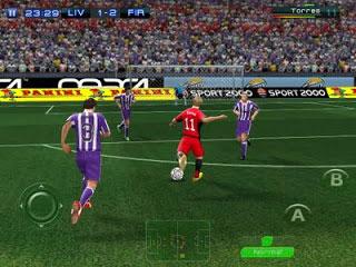 Gameloft Realfootball 2011