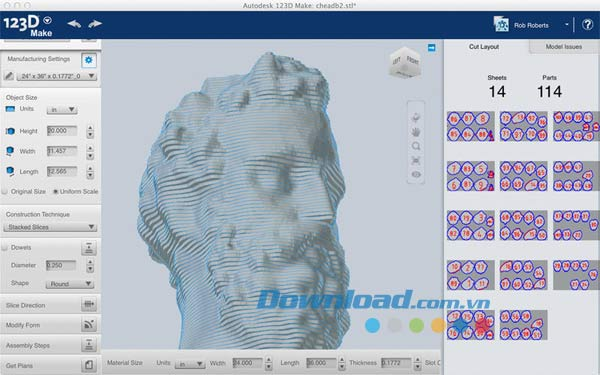 123D Make for Mac