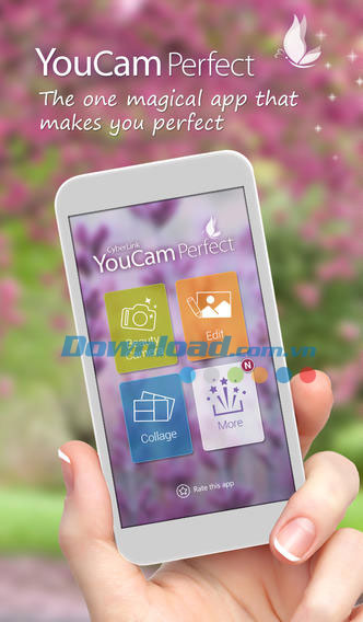YouCam Perfect for iOS