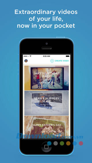 Animoto Video Maker for iOS