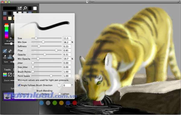 Inkist Lite for Mac