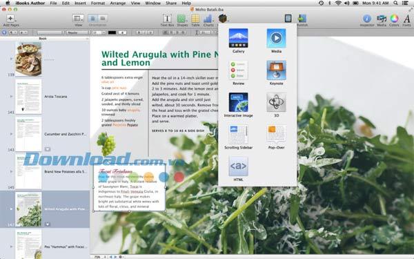 iBooks Author for Mac