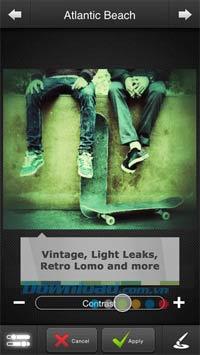 FX Photo Studio for iPhone